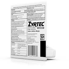 Rite Aid Home Design Furniture by Zyrtec 24 Hour Allergy Relief 10 Mg 30 Tabs Rite Aid