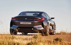 bmw concept bmw concept 8 series officially revealed production confirmed