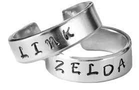 set ring link and ring set best friends couples ring set legend