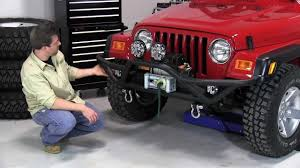 quadratec qrc bumpers for 87 06 jeep wrangler yj and tj youtube