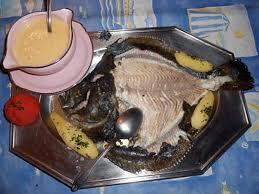 cuisiner le turbot recette de turbot au four avec beurre blanc