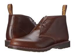 large selection dr martens sawyer desert boot men dark brown new