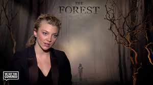 natalie dormer w e exclusive natalie dormer talks the forest hd