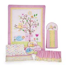 Owl Nursery Bedding Sets by Soho Owl Tree Party Crib Bedding Baby Bedding And Accessories