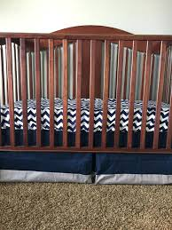 navy blue nautical crib bedding navy blue chevron crib bedding