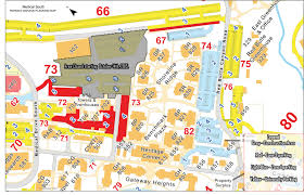 Utc Campus Map New Garage Project Theu