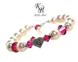 customized baby bracelets baby jewelry etsy
