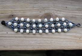 bead pearl bracelet images Bracelets jpg