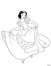snow white coloring page coloring pages of epicness pinterest
