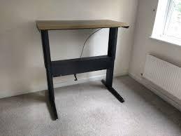 Ikea Sit Stand Desk by Ikea Sit Stand Desk In Stratford Upon Avon Warwickshire Gumtree