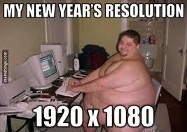 18 Plus Memes - a nerd s new year s resolution http memebinge com new years