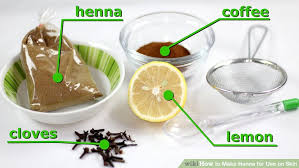 how to make henna for use on skin with pictures wikihow