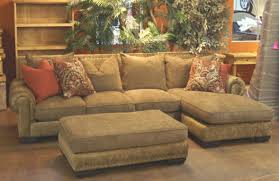 Klaussner Audrina Sectional With Chaise Rustic Sectional Sofas Best Sofa Decoration