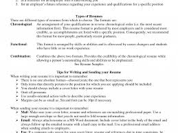 download resume summary examples entry level