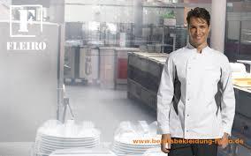 berufsbekleidung küche berufsbekleidung gastronomie