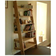 Leaning Bookcase Walmart Wide Ladder Shelf Amiphi Info