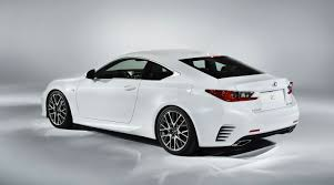 best lexus awd rare 2015 lexus rc f sport coupe front three quarters performance