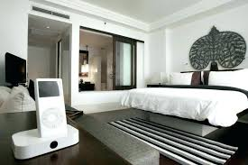 chambre grise et taupe chambre noir et gris chambre grise et chambre metz