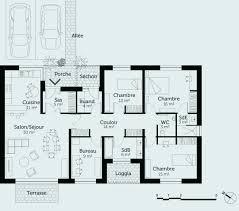 plan maison 3 chambre site plan maison unique plan maison design gratuit moderne 0 cuisine