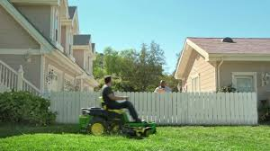its not how fast you mow its how well you mow fast john deer