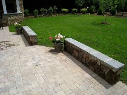 Building Stone Patio by Build Stone Patio Wall Home Design Inspiration Ideas And Pictures