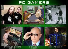 Meme Gamer - pc gamer meme by mousedenton on deviantart
