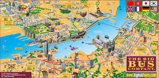 United States Map Printable by Hong Kong Tourist Map