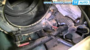 auto repair replace blower motor speed control ford explorer 95