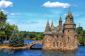 Thousand Islands by Thousand Islands National Park Ontario Canada The Boldt Castle