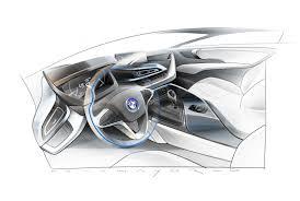 bmw supercar interior bmw i8 2013 supercar sketches