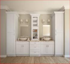 Rojo Tall Cabinet Ready Assembled Tall Bathroom Cabinets Bathroom Cabinets
