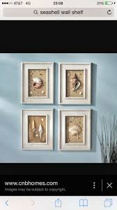 Shadowbox Beach Themed Seashell Shadowbox Seaglass Beach Decor by 92 Best Sea Nautical Home Decorating Ideas Images On Pinterest