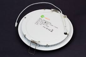 low profile can light housing living room elegant 57 round led panel light 50 watt equivalent 460