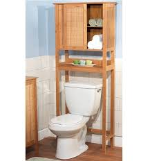 Bamboo Bathroom Accessories by Bamboo Bathroom Accessories Space Saver Over The Toilet Shelving