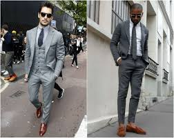 light grey suit combinations what shirts to wear with a grey suit the idle man