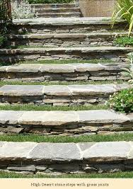 Backyard Steps Ideas Stone Deck Steps Ideas Stone With Decking Awesome Innovative