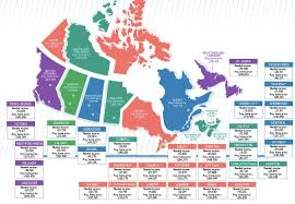 Canada Cities Map by Housing Toronto U0027s Vital Signs 2016