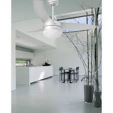 Ventilateur De Plafond Faro by Ventilateur De Plafond Lumineux Easy Gris 3 Pales Design