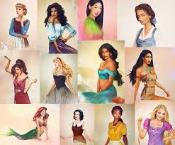 disney princess the evolution of disney princess movies real disney princesses