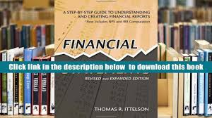 audiobook financial statements a step by step guide to