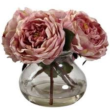 Vases Of Roses Faux Flowers Joss U0026 Main