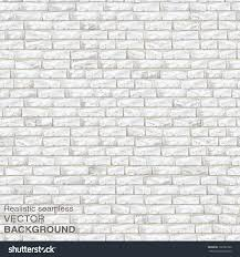 Bed Texture Old Light Brick Wall Seamless Vector Texture For Continuous Save