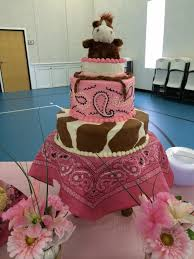 cowgirl baby shower cake i did it pinterest cowgirl baby