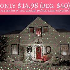as seen on tv lights for house only 14 98 regular 40 as seen on tv star shower motion laser