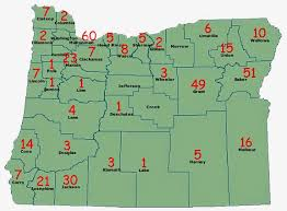 map of oregon gold mines oregon s heritage a legacy of places