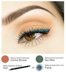 4 ways to wear colorful eyeshadow to work makeup geek