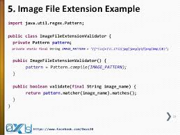 pattern java file java regular expression part ii