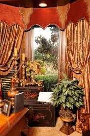 Antique Satin Valances by 290 Best Curtains Window Treatments Images On Pinterest