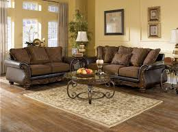 Leather And Wood Coffee Table Furniture Deluxe 5 Living Room Leather Furniture Set With