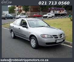 nissan almera for sale nissan almera 1 6 comfort h14 25 available